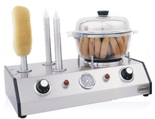 Ds Ai Hot Dog Steamer
