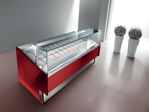 ICE CREAM DISPLAY FRIGOMECCANICA TWIN