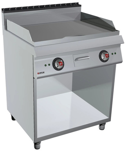 ELECTRIC FRY TOP OFFCAR STILE 700 70FTE80L