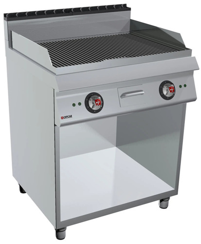 ELECTRIC FRY TOP OFFCAR STILE 700 70FTE80R