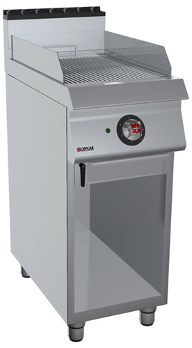 WATER-HEATED GRILL OFFCAR STILE 700 70GRE40