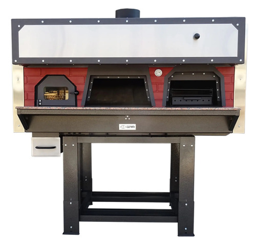 WOOD PIZZA OVEN ASTERM D100FB