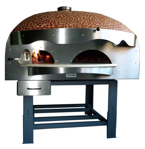 WOOD PIZZA OVEN ASTERM D120VK