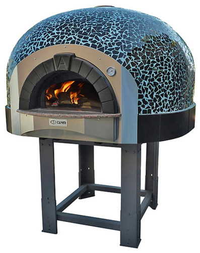 WOOD PIZZA OVEN ASTERM D160K