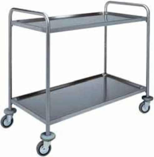 Stainless steel service trolleys FORCAR CA1390