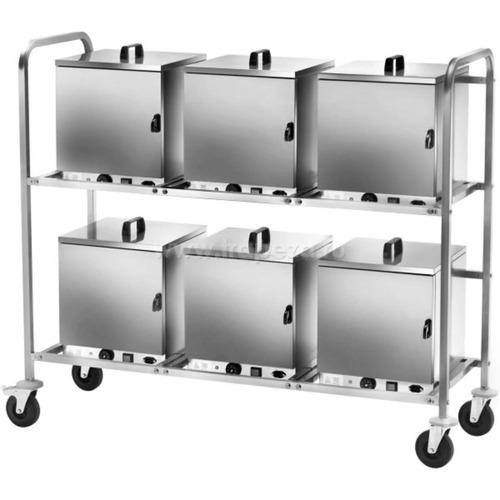 TROLLEY FOR THERMAL BOXES FORCAR CPC600