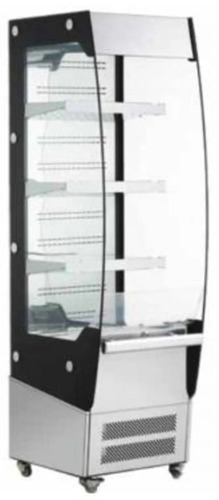 SEMI-VERTICAL REFRIGERATED CABINET FORCAR RTS220C