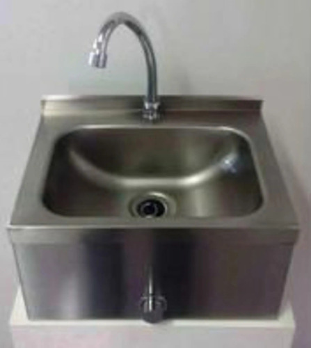 WALL SINK INOX