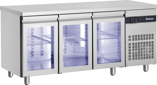 Refrigerated Counter Glass INOMAK PNN999/GL