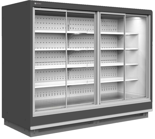 Refrigerated Multideck Cabinet PROSO LION DGD
