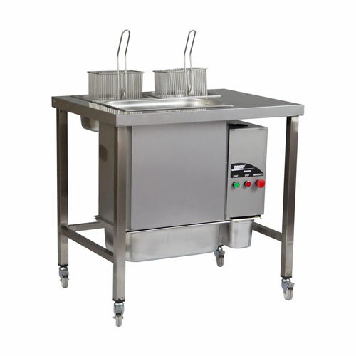 BREADING TABLE UNIT MAKFRY PAN 202