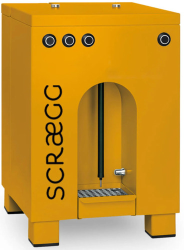 SCRAMBLE EGG MACHINE SCRAEGG
