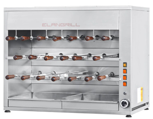 GAS CHURRASCO ELANGRILL CM 20