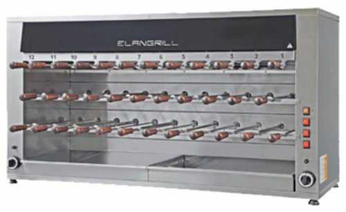 GAS CHURRASCO ELANGRILL CM 35