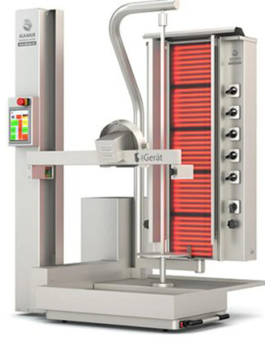 ELECTRIC AUTOMATIC DONER MACHINE DC2