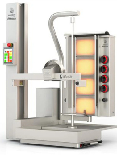 AUTOMATIC GAS DONER MACHINE DC3