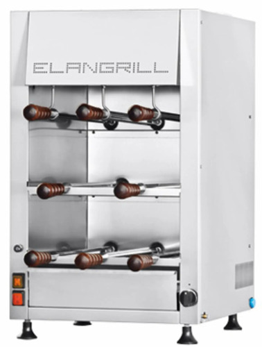 GAS CHURRASCO ELANGRILL CM 8