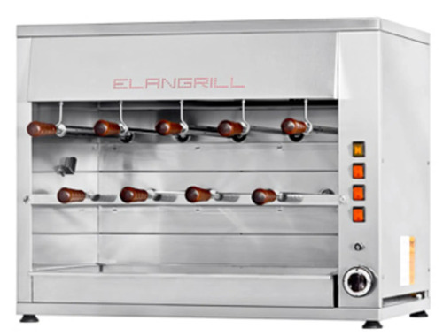 GAS CHURRASCO ELANGRILL CM 9