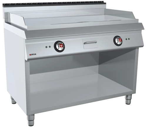 ELECTRIC FRY TOP OFFCAR STILE 700 70FTE12LC