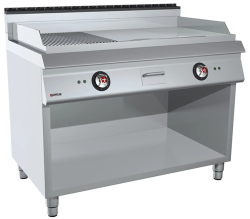 ELECTRIC FRY TOP OFFCAR STILE 700 70FTE12LRC