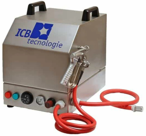 GELATINE SPRAYING MACHINE ICB JELTOP