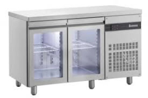 Refrigerated Counter Glass INOMAK PNN99/GL